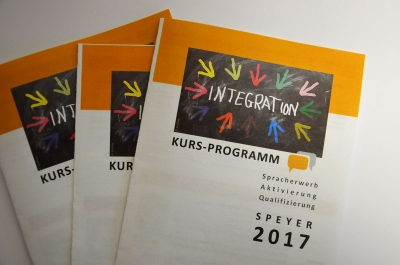Kursprogramm Sprache und Integration 2017